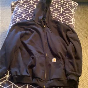 Carhartt Rain Proof Sweater Size 2X